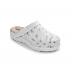 Zueco Unisex Profesional Tipo Chancleta con Correa Essential Shoes