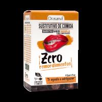 Zero Remordimientos Barritas Sustitutivas Sabor Naranja con Chocolate