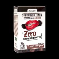 Zero Remordimientos Barritas Sustitutivas Sabor Chocolate