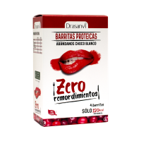 Zero Remordimientos Barritas Proteicas Sabor Arándanos con Chocolate Blanco
