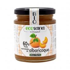 Mermelada de Albaricoque Sólo Fruta 260 gramos Ecosana