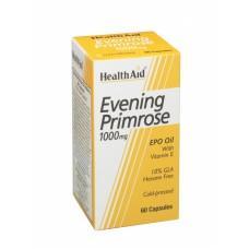 Aceite de Onagra HealthAid Evening Primrose 1000 mg.