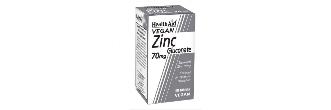 Gluconato de Zinc