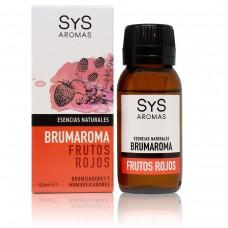 Esencia Brumaroma Sys 50 ml. Frutos Rojos