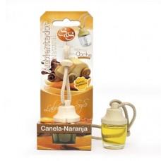 Ambientador de Coche Sys Style 7 ml. Canela-Naranja