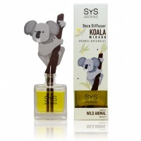 Ambientador Difusor Koala Sys 90 ml. Wild Animal