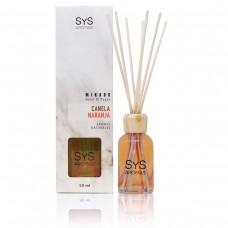Estuche Ambientador Mikado Sys Canela-Naranja 50 ml.