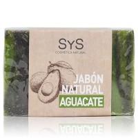 Jabón Natural Sys 100 gramos Aguacate