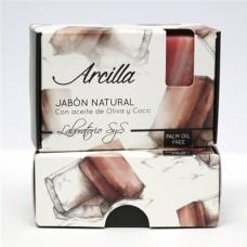 Jabón Natural Sys Premium 100g Arcilla