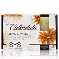 Jabón Natural Sys Premium 100g Caléndula