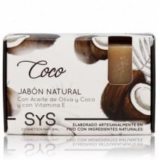 Jabón Natural Sys Premium 100g Coco