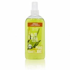 Spray Emergencia Sys Aloe Vera 200ml.+50 ml. 100% Puro