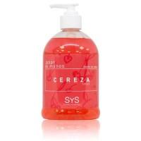 Jabón de Manos Sys 500 ml. Cereza