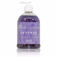 Jabón de Manos Sys 500 ml. Lavanda