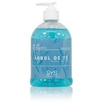 Jabón de Manos Sys 500 ml. Árbol de Te