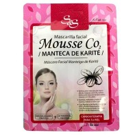 Mascarilla Facial Sys Mousse CO2 13ml. Manteca de Karité