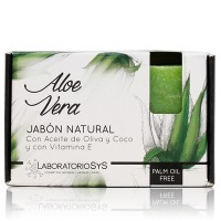 Jabón Natural Sys Premium 100g Aloe Vera