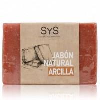 Jabón Natural Sys 100 gramos Arcilla