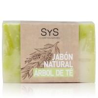 Jabón Natural Sys 100 gramos Árbol de Té