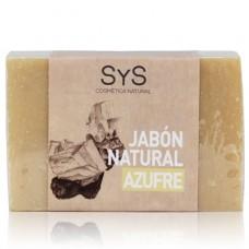 Jabón Natural Sys 100 gramos Azufre