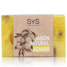 Jabón Natural Sys 100 gramos Azahar