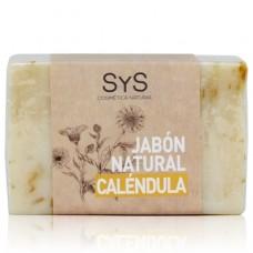 Jabón Natural Sys 100 gramos Caléndula