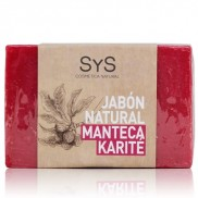 Jabón Natural Sys 100 gramos Manteca de Karité