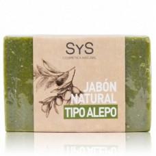Jabón Natural Sys 100 gramos Tipo Alepo