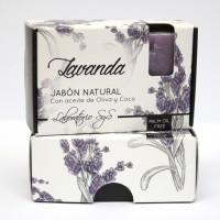 Jabón Natural Sys Premium 100g Lavanda