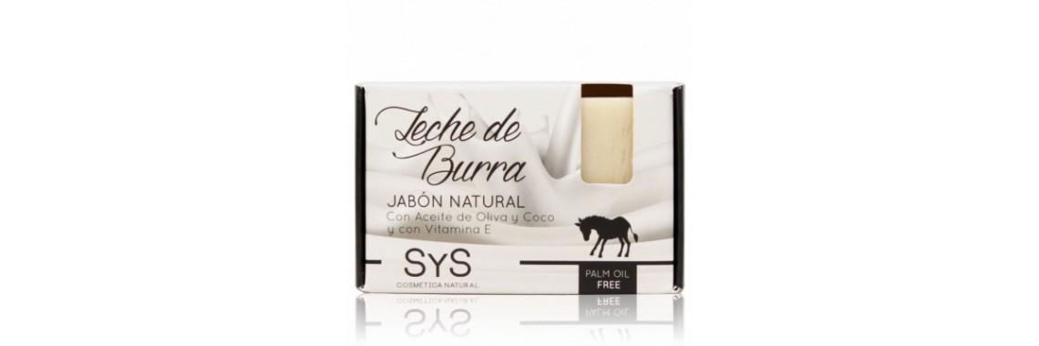 Jabóm Naturarl Sys Premium Leche de Burra