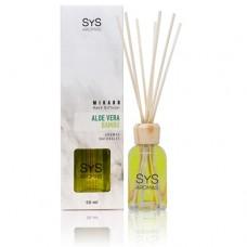 Estuche Ambientador Mikado Sys Aloe Vera - Bambú 50 ml.