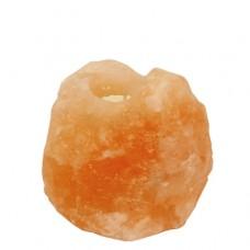 Portavelas de Sal Natural 0,7 a 1 Kg.