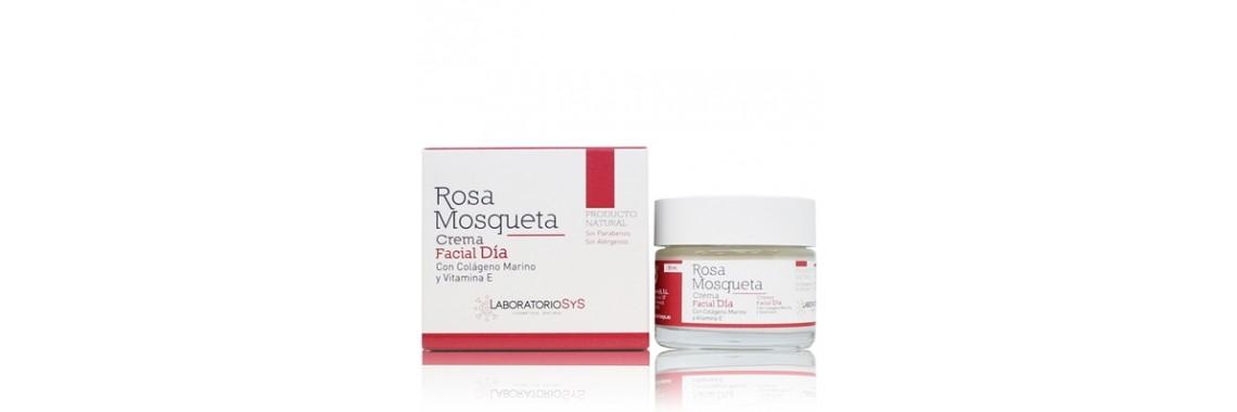 Crema Facial Día Sys Rosa Mosqueta 50 ml.