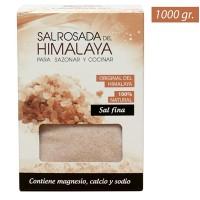Sal Rosada del Himalaya Sys 1 Kg. Fina