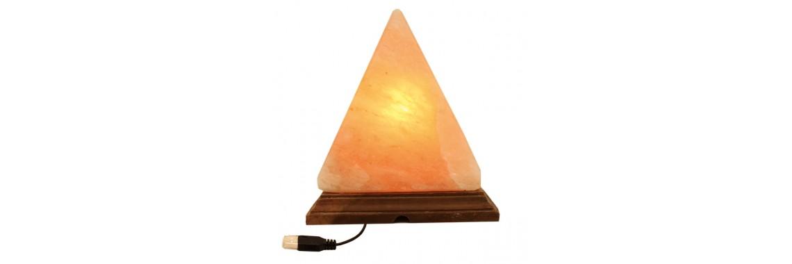 Lámpara de Sal Pirámide