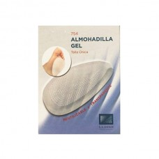 Almohadilla Gel Transparente