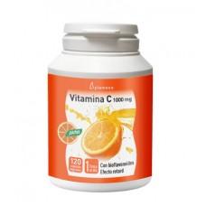 Vitamina C Pura 1000 mg. 120 Cápsulas Vegetales