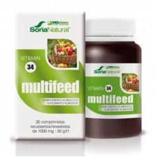 MGdose Multifeed Multivitamínico 30 comprimidos
